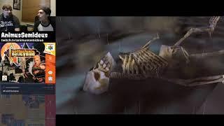 AnimusSemideus and ValoRazor1 Play Castlevania 64
