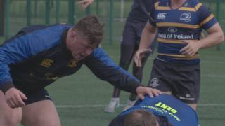 Peter Tierney, Sports Scientist at Leinster Rugby #behindtheteam