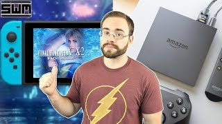 Final Fantasy Games Get Dates For Nintendo Switch And Amazon Game Streaming Is Coming | News Wave