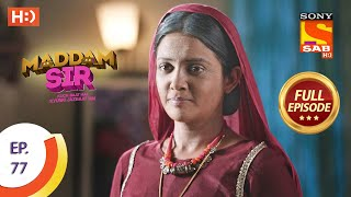 Maddam Sir - Ep 77 - Full Episode - 25th September 2020