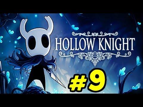 Стрим Hollow Knight - ВОТ ЭТО СЛОЖНОСТЬ! #9