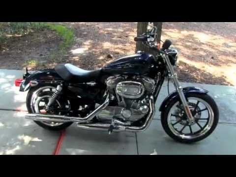 New 2013 Harley-Davidson XL883L Sportster Super Low