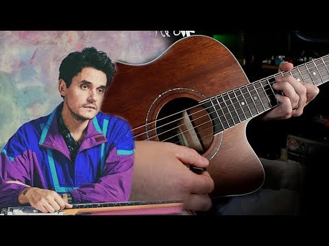 "Download Lagu  The Chords John Mayer Should've Used in ""New Light"" Mp3 Free"