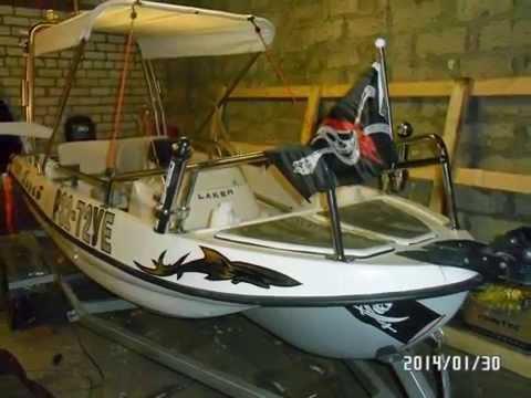 все о лодке лейкер-410