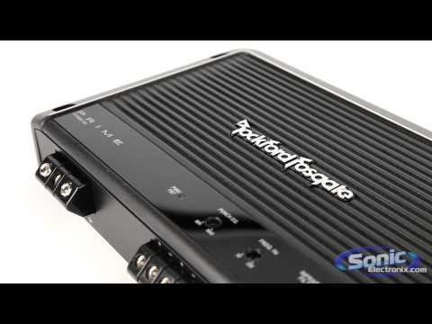 Rockford Fosgate Prime Series Amplifiers
