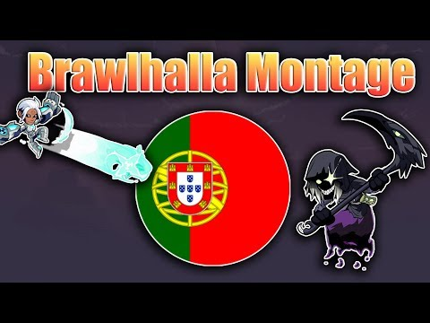 Brawlhalla Montage!!!