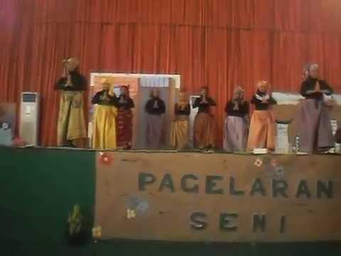 Ethnic Dance 'tari Pasambahan' Traditional Dance At Minangkabau Indonesia video