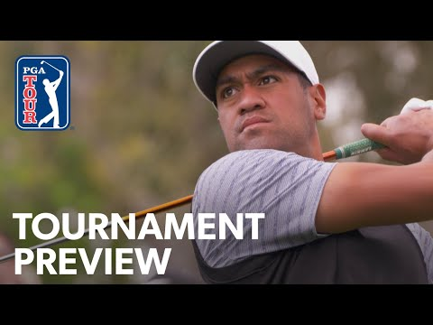 Mayakoba Golf Classic preview