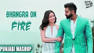 download lagu Bhangra On Fire Punjabi Mashup 2017  Latest Punjabi gratis
