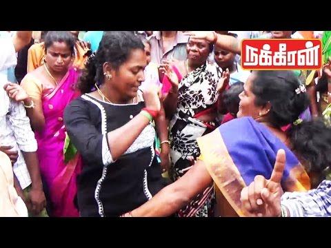 ADMK supporters winning  Celebration | Sema Kuthu Dance