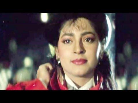 Aadhi Night Mein - Juhi Chawla, Alka Yagnik, S P Balasubrahmanyam, Shanti Kranti Song 2
