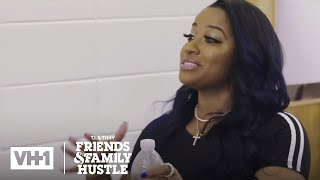Toya Wright Meets Reginae Carter's Boyfriend YFN Lucci | T.I. & Tiny: Friends & Family Hustle
