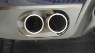 Ferrari 599 Exhaust Valve Control System