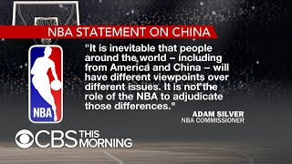 Breaking down the NBA's China controversy