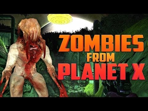 ZOMBIES FROM PLANET X ★ Left 4 Dead 2