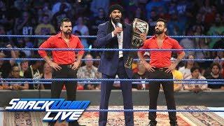 How did Randy Orton surprise Jinder Mahal?: SmackDown LIVE, June 13, 2017