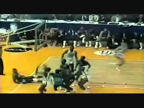 Michael Jordan vs Georgetown 1982 NCAA Finals
