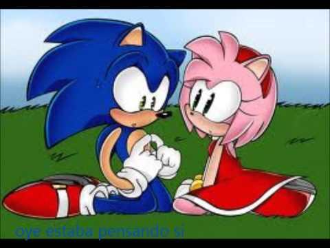sonic y amy amor inseparable capitulo 1 el comienzo de la amistad