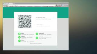 Official Whatsapp on your computer - web.whatsapp.com