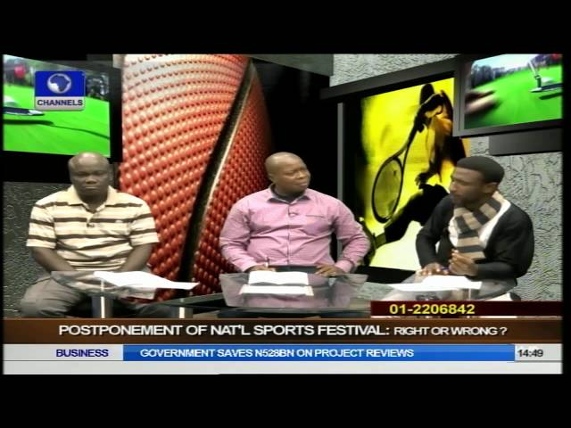 Sports Palava Analysts Debate On The Postponement Of National Sports Festival pt 3