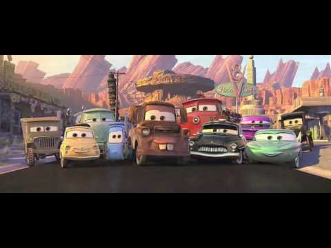 Cars Trailer