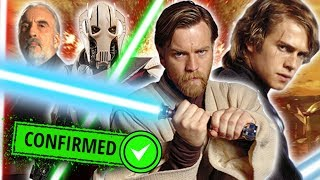 Obi-Wan Anakin Dooku and Grievous CONFIRMED for Battlefront 2!!!! Star Wars Theory LIVE