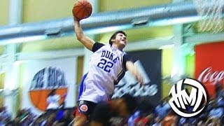 Grayson Allen Wins The 2014 McDonald's All American Slam Dunk Contest!