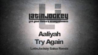 Aaliyah - Try Again ( Salsa )