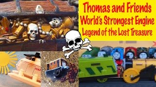 Thomas and Friends World's Strongest Engine - Sodor's Legend of the Lost Treasure