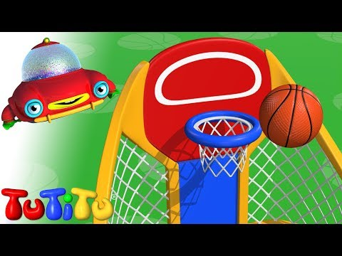TuTiTu Toys | Basketball