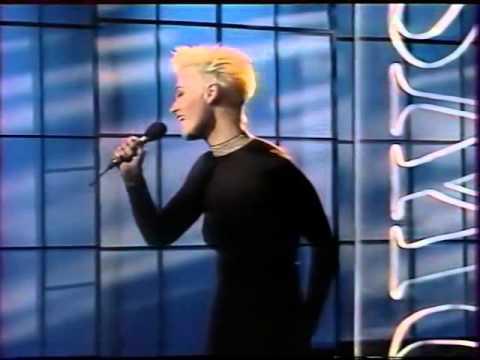MARIE FREDRIKSSON ROXETTE VIDEO SNIPPET CONFESS U ROX! DVD