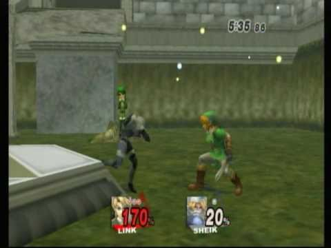 Ssbb Hack :oot Forest Meadow With Saria And New Spirits ! video