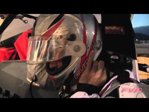 #21 FVP Racing Brian Brown at Las Vegas