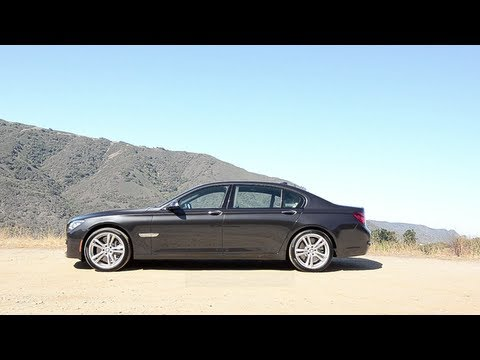2013 BMW 750Li XDrive Sedan - WINDING ROAD POV Test Drive