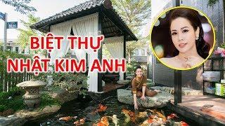 Nhật Kim Anh khoe Biệt Thự Hoành Tráng 220 m2 mới xây xong - TIN GIẢI TRÍ