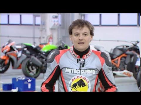 Prova comparativa Motociclismo maxisportive circuito Alcaniz Spagna