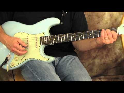 Johnny Cash - Folsom Prison Blues - Guitar Lesson - How To Play The Intro