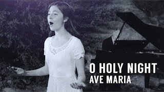 O Holy Night Ave Maria Ft Lexi Walker The Piano Guys