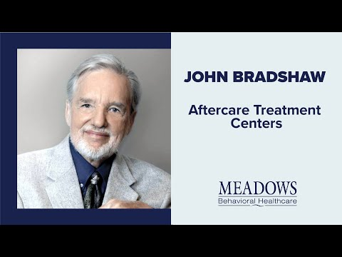 The Meadows of Wickenburg Az Presents: John Bradshaw - Aftercare ...