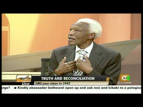 Cheche Interview with Ambassador Bethwel Kiplagat-Chairman of the TJRC