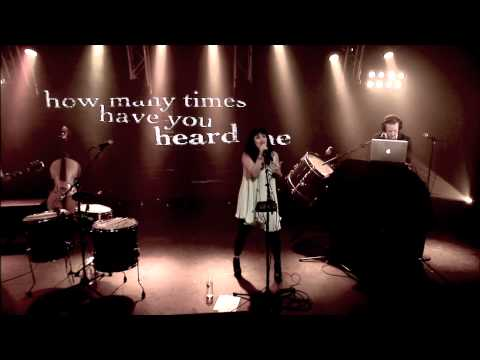 NEED YOU NOW (How Many Times) by Plumb (LIVE)