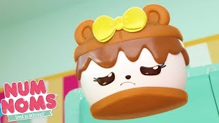 Num Noms | Flying Away | Num Noms Snackables Compilation | Cartoons for Children