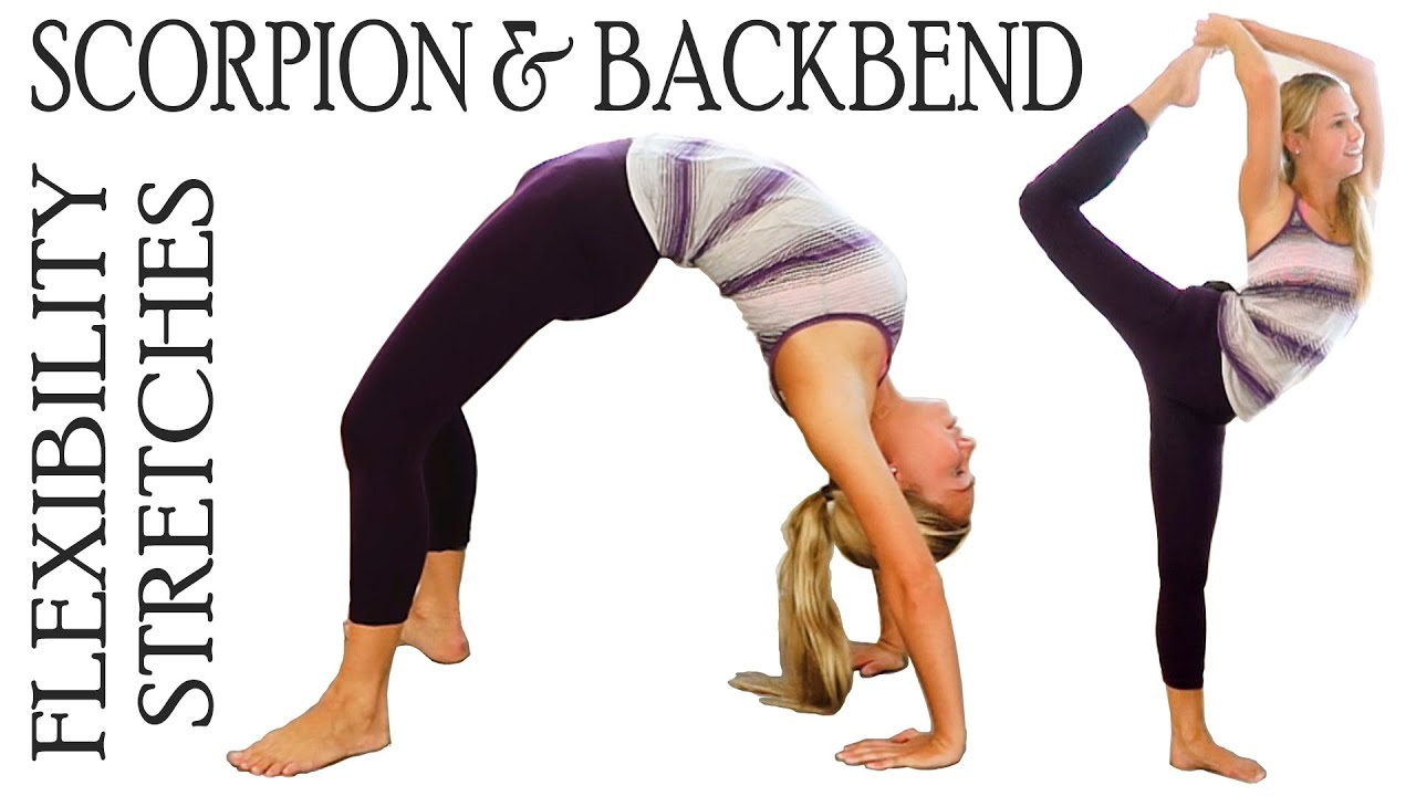 Flexibility Stretch Ex...