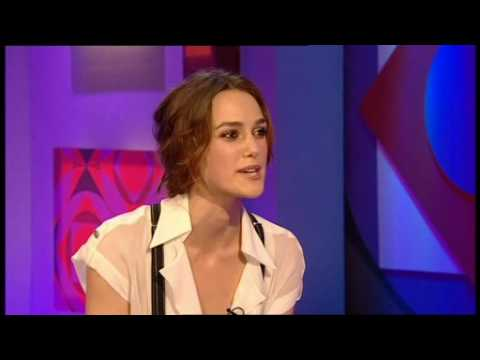 Jonathan Ross Interviews Keira Knightley part 1