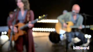 Amy Grant Performs Dont Try So Hard at Billboard Studios