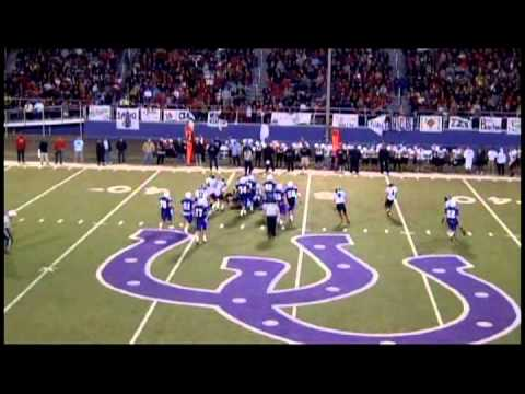 Trent Neavin Highlight Film 2012 Martins Ferry High School