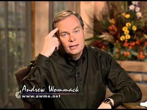 Andrew Wommack: Spirit, Soul & Body - Week 4 - Session 3