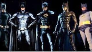 Batman League - All Batmen Mashup