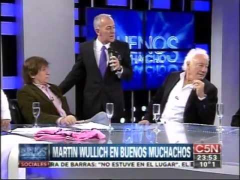 INGLÉS BÁSICO A BUENOS MUCHACHOS CON MARTIN WULLICH - 27 de julio 2013