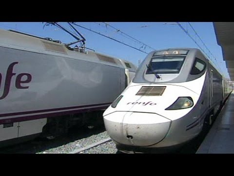 Spain's trains cut journey time to the coast - economy